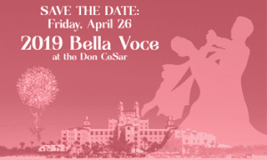Bella Voce at Don Cesar @ Don Cesar