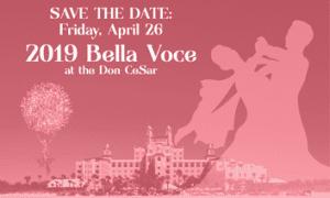 Bella Voce at Don Cesar @ Don Cesar